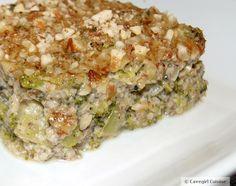Broccoli Casserole (paleo makeover) #Thanksgiving #broccolicasserole #sidedish #casserolemakeover