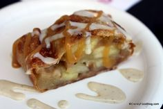 Recipe for Germany's Apple Strudel, 2012 Epcot Food and Wine Festival