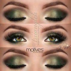 gray hazel eyes make up - Bing Images