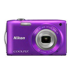 COOLPIX S3300 2013 Цифровые фотокамеры Снято с производства