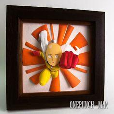 One punch man fan art by me  #onepunchman #anime #manga #japan #onepunch #opm #saitama #kawaii #art #fanart #animelover #animeart #mangaart #animefan #illustration #papercraft #handmade #scrapbooking #paperart #crafting #papercut #design #hobby #gift #handcraft #photoftheday #picoftheday #amazing #decor #homedecor