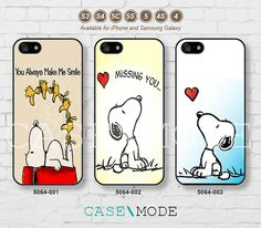 iPhone cases Disney Snoopy iPhone 5 Case iPhone 4 case by CaseMode, $8.99