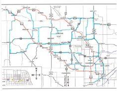 1. 2015 Junk Jaunt, Central Nebraska - September 25, 26, 27