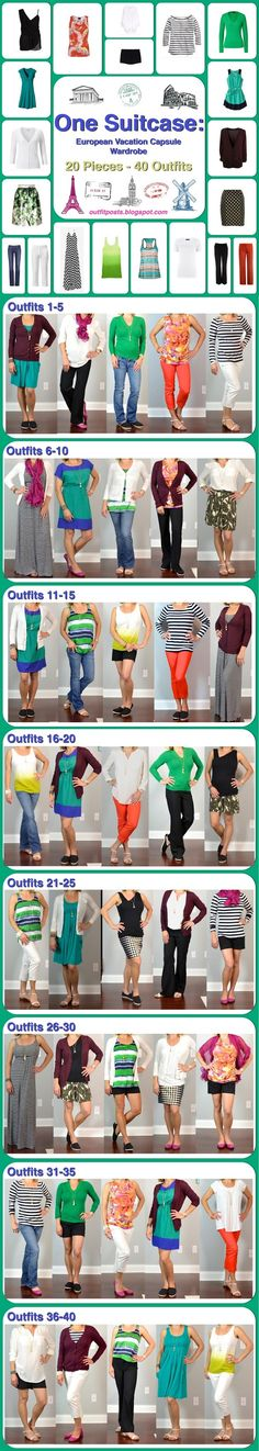 Färgglad garderob!!!