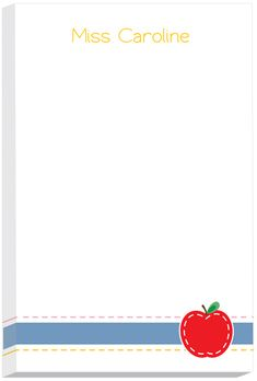 Just an Apple Notepad