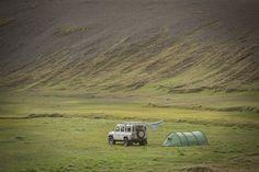 overlandia:  The Highlands, Iceland