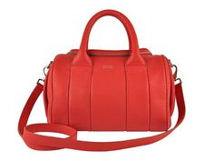 For most women, getting a genuine designer bag is just not something to dash into. Because they hand bags can easily be so high priced, women usually agonize over their decisions prior to making an actual purse acquisition. Bags Online Shopping, Shopping Bag, Red Dress Day, Designer Leather Handbags, Red Handbag, Red Bags, Fashion Tips For Women, Bag Sale, Luxury Branding