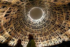 Holocaust Memorial in Berlin, Germany. I would love to go to Germany and see some holocaust memorials for myself!