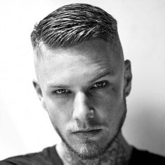 35 Of The Best Haircuts For Men With Thick Hair , If you have thick hair, you've probably learned by now that it takes a knowledgeable stylist to cut it. The best haircuts for men with thick hair . Short Hair Side Part, Side Part Haircut, Side Part Hairstyles, Short Hair Cuts, Side Part Fade, Latest Men Hairstyles, Classy Hairstyles, Hairstyles Haircuts, Haircuts For Men