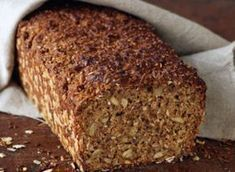 Five-minute bread - Brotzeit - Chicken recipes healthy Best Cookie Recipes, Bread Recipes, Baking Recipes, Dessert Recipes, Breakfast Recipes, Law Carb, Recipe 21, Best Food Ever, Whole Grain Bread