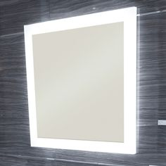Artelinea Bathroom Mirror Luminee Illuminated – Canaroma Bath & Tile