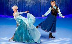 Disney anuncia que 'Frozen' vai virar espetáculo no gelo  >> http://glo.bo/1o6lQzT