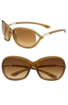 b265c74e53f6 Tom Ford  Jennifer  Oval Frame Sunglasses - love and need these Tom Ford  Jennifer