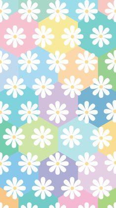 Wallpaper Background Design, Colorful Wallpaper, Flower Wallpaper, Pattern Wallpaper, Iphone Wallpaper Glitter, Cellphone Wallpaper, Aesthetic Desktop Wallpaper, Wallpaper Backgrounds, Wallpaper Stores