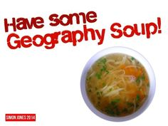VIDEO CHANNEL: Geography Soup