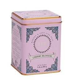 Cherry Blossom, HT Tin of 20 Sachets