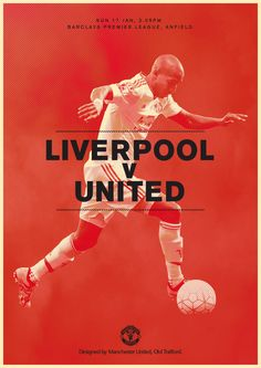 Here we go - Liverpool v #mufc, today at 14:05 GMT. - Fotos y videos de Manchester United (@ManUtd) | Twitter