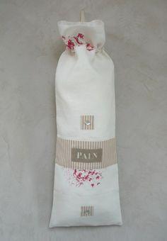 Imagen de la bolsa de pan de lino