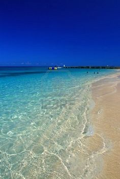 Seven Mile Beach, Jamaica. So beautiful.. I do  miss this beach.....