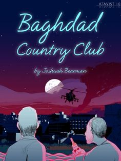 Amazon: Baghdad Country Club (Kindle Single) eBook: Joshuah Bearman, The Atavist: Kindle Store