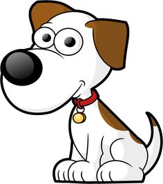 pictures of cute cartoon puppies clipart best silhouette cameo rh pinterest com free puppy clipart images sad puppy clipart free