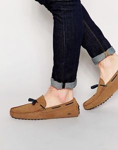 Lacoste Concours Tassel Loafers