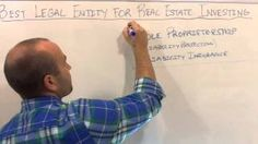 New Post  Best Legal Entity for Real Estate Investing