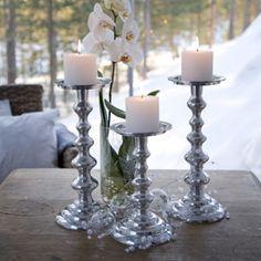 Pentik candles