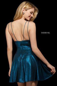 Buy dress style № 53158 designed by SherriHill Sherri Hill Homecoming Dresses, Sherri Hill Prom Dresses, Prom Dress Stores, Prom Dress Shopping, Dress Shops, Sexy Dresses, Beautiful Dresses, Short Dresses, Pretty Dresses