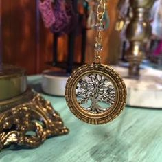 Beautiful charms for necklaces and bracelets at Heritage Gift Shop, 801.582.1847 #treeoflife #jewelrylove #dressmeup
