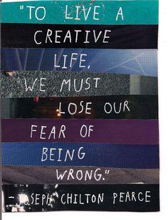 kills to be a creative.