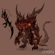 Diablo III: Designing a Demon - PC Feature at IGN