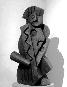 Anton Lavinsky (1893-1968) - Plâtre, n.d.