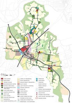 Architektur The post appeared first on Architektur. Urban Design Concept, Urban Design Diagram, Urban Design Plan, Site Analysis Architecture, Architecture Portfolio, Architecture Diagrams, Autocad, Urbane Analyse, Masterplan