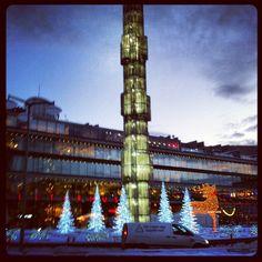 Sergels Torg v Stockholm, Storstockholm