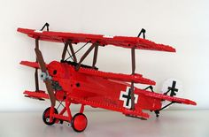 Red Baron #flickr #LEGO #plane