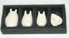 Chopstick rests Totoro <3