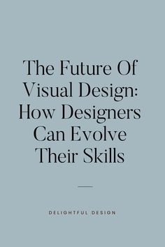 Artist website design The Future Of Visual Design: How Designers Can Evolve Their Skills For AR, VR Web Design Trends, Blog Design, Design Design, Graphic Design, Branding Template, Branding Design, Personal Website Design, Interface Design, User Interface