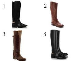 LDV Top 10: Riding Boots