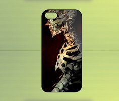 Skull Art for iPhone 4/4S iPhone 5 Galaxy S2/S3/S4 & Z10   WorldWideCase - Accessories on ArtFire