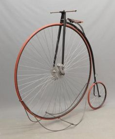 Copake Auction Inc. Twin Spin, Penny Farthing, Old Bikes, Classic Bikes, Vintage Bicycles, Columbia, Auction, Puzzle, House