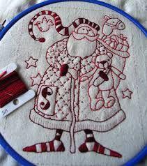 Risultati immagini per pinterest stitchery