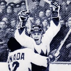 Paul Henderson. Click through to relive one of the greatest moments in Canadian Hockey History via the original broadcast.