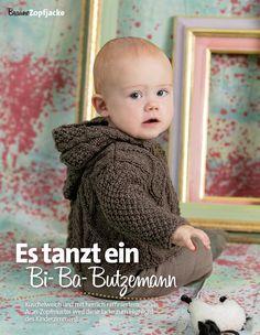 Strickaleitung Baby Kapuzenjacke Lang Yarns Style Edition 0216