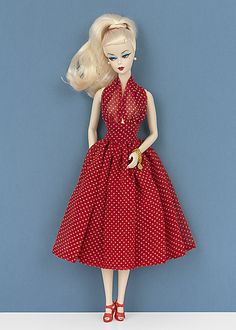 Barbie ropa y accesorios: Barbie pin-up