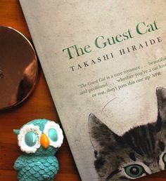 The Guest Cat Book Review - Deebeefairy | www.deebeefairy.com