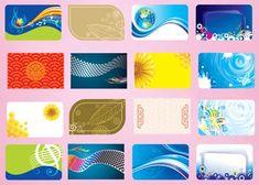 Plantillas para tarjetas de presentacion gratis - Imagui