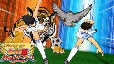 Oliver y Benji regresan con Captain Tsubasa: Dream Team Captain Tsubasa, Jurassic World, Pokemon Go, Nostalgia, Dream Team, Ems, Manga Anime, Tattoo, Sport