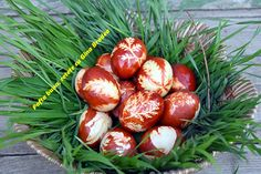Cum se vopsesc ouale natural cu coji de ceapa si sfecla Decoration, Easter, Natural, Vegetables, Photoshoot, Eggs, Decor, Photo Shoot, Easter Activities