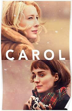 Carol 2015 Poster By Ketti94 In 2021 Free Movies Online Full Movies Online Free Carole